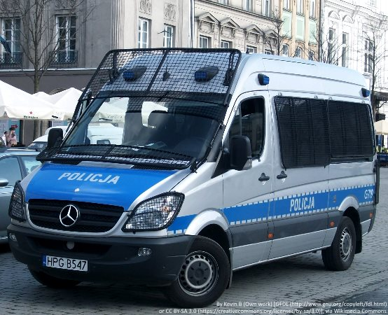 Policja Wrocław: Podczas kontroli terenów leśnych ujawnili kompletnie spalony samochód