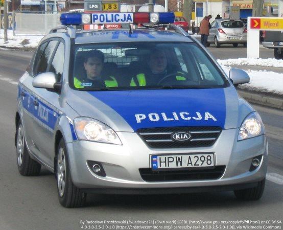 Policja Wrocław: Pod wpływem alkoholu i niezarejestrowanym pojazdem. Tak podróżował mieszkaniec jednej z podwrocławskich miejscowości