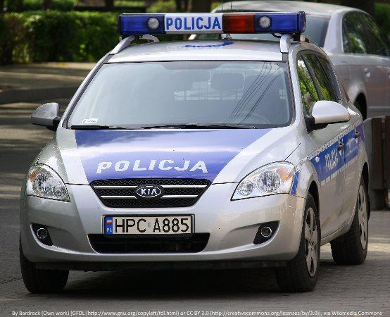 Policja Wrocław: Policjant po służbie zatrzymał nietrzeźwego kierowcę